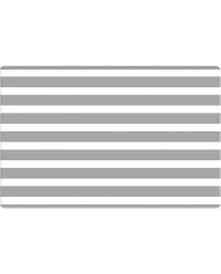 Dfang Double Film Premium PVC Mat - Stripe (Single Side Small 1.6cm)