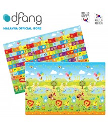 Dfang Double Film Premium PVC Mat - Funimal (Medium 1.0cm)