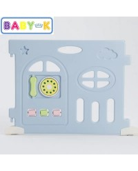 BABY-K Moo Moo Safety Play Yard Activity Panel